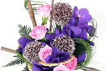 Aranjamente diverse. Wedding floral arrangements / Fiecare coltisor al nuntii trebuie sa fie decorat si sa capete o nota festiva.