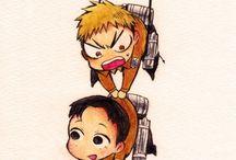 Shingeki no Kyojin /  ~~ idk what is more terrifying: snk manga or snk fandom... ~~ nananananananaJAEGER!!! ~~