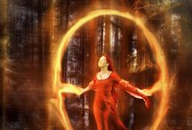 My novel 'Playing with Fire' / Images that match the theme of my paranormal romance novel 'Playing with Fire'