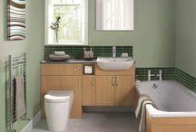 Bathroom design / Ideas for bathroom design