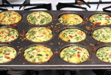 muffin tins for everything / by Elena Stoddard