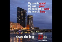 Share the Love / Please repin and share the love! / by WZZM 13