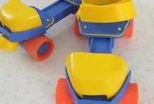 jouets de mon enfance / by Sophie Robillard