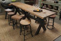 dining tables / dining room