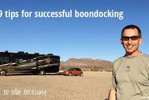 Boondocking / Dry Camping