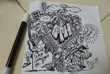 Doodle art / Doodle art