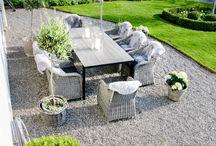 Idéer trädgårdsarbete