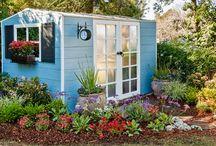 Garden - Shed Reno