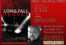 Books and Authors / Author signings and other information