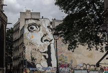 In the Mood for Street Art in Paris