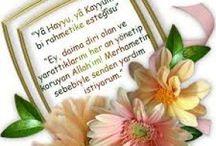 Dilek dua ayet hadis