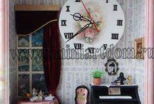 Кукольный домик)