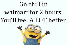 Minions and funny things