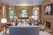 Sharon Kleinman / Transitions - TOP INTERIOR DESIGNER H&D PORTFOLIO - DC/MD/VA - http://www.handd.com/SharonKleinman - Kleinman is passionate about helping clients create their own unique interiors in projects ranging from new construction to major renovations to whole-home makeovers.