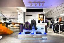 arquitectura tienda