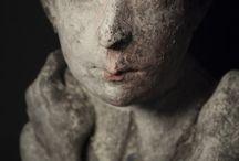 Patricia Broothaers / sculptures