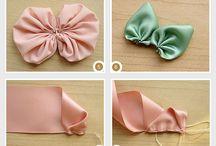 Fabric Flowers / by Sita