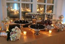 Dessert table / Pretty sweet eat me things