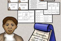 Black History for Upper Grades