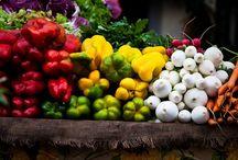 Agricoltura / Verde, buone pratiche agricole e paesaggi naturali