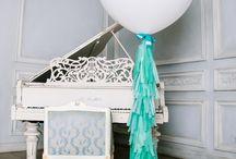New Year Big Balloons Decorations / Идеи для оформления нового года | оформление праздника большими воздушными шарами | new years eve party ideas decorations