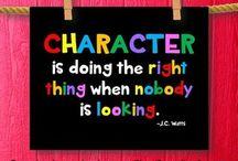Character edu