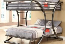 Full Over Full Bunk Beds / Different Full Over Full Bunk Bed Designs