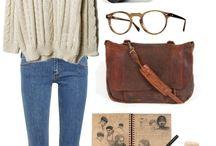 winter hipster