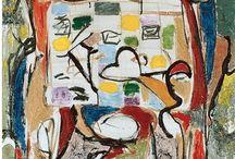 Painting. Jackson Pollock