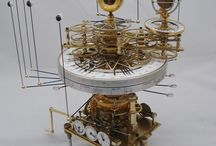Orrerys, Armillary Spheres & Spherical Astrolabes