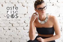 Gioielli di cui innamorarsi- Asterisco-S / I gioielli sono oggetti emozionali,provocano sensazioni, raccontano storie...di chi li ha creati...di chi li indossa. Shop on line on  http://www.pashionvictim.com/designers/asterisco-s