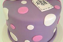 Cakes - Simple Birthday Style