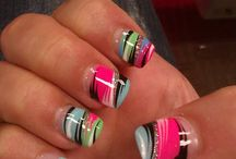 Nice nails / Cute, funny or beautiful nails.