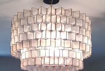 Lighting Up / Lights, lamps, chandeliers