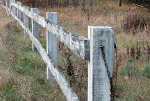 A-kerítések