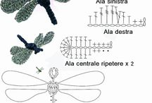 libellula uncinetto