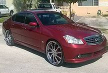 Used 2006 Infiniti M35 for Sale ($20,000) at Hialeah, FL / Make:  Infiniti, Model:  M35, Year:  2006, Exterior Color: Burgundy, Interior Color: Black, Doors: Four Door, Vehicle Condition: Excellent,  Mileage:93,000 mi, Engine: 6 Cylinder, Automatic Transmission, Fuel: Gasoline, Drivetrain: 2 wheel drive.   Contact:786-859-4912    Car Id (56153)