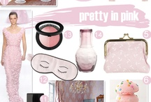 Pretty Pink / by Eat Breathe Live Color | Zoe
