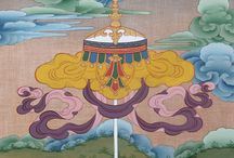 Tashi Dagyal / Eight Auspicious Symbols