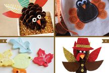 Thanksgiving crafts / fun classroom stuff / by Two Branching Out