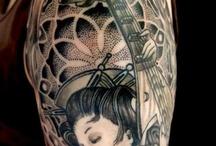 Tattoos / by mongkih