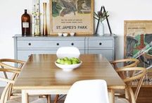 Dining / Dining table mood board