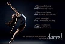 Dance >>> / by Amber Yaddof