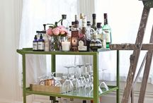 Storage Solutions / Gorgeous solutions for your home, office, restaurant or event space - with a wine theme, of course!