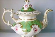Vintage porcelain