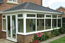 Eurocell Equinox Tiled Roof / Discover the modern way to enjoy your conservatory, every day!  http://www.eurocell.co.uk/homeowners/504/equinox-1