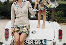 Mother & daughter Fashion