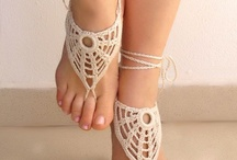 Barefoot sandals / by Jeannette Bonilla