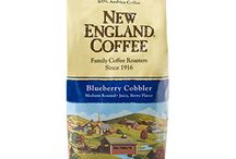 NECCo.- Flavored / Flavored coffees are created by combining our superb New England Breakfast Blend with the finest flavorings. All our flavors are free of lactose and do not contain fat or cholesterol. They have just about the same caloric value as non-flavored – the difference is almost immeasurable.