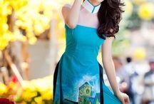 Vietnamese  Dresses
